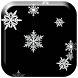 Xmas Snowflakes Live Wallpaper by Smobile