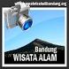 Tempat Wisata Bandung by ridwan media