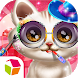 Baby Kitty Makeover Salon by Lv Bing