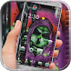 Colorful graffiti skull theme by Fantastic theme