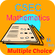 CSEC Mathematics Paper 1 Multiple Choice CXC Study