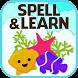 Kids Spell & Learn: Waterworld by Tappy Tots