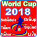 World Cup 2018 Schedule by TA Softbd