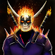 Grand Fire Skull Superhero - Ultimate Warrior Game by Iconic Games Studio