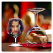 Wine Glass Photo Frame by Call Poll Developer