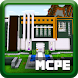 Super Mansion Modern House Maps for Minecraft PE
