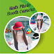 Classy Hat Photo Booth HD Stickers Camera For Edit