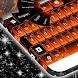 Keyboard Neon Skin Theme by T-Me Themes