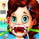 Crazy Face Surgery Doctor-Emergency dentist by Much kids Game