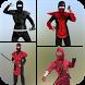 Ninja Photo Suit by Queenz Suit Factory