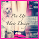 PinUp Hair by Sappsuma