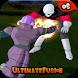 Ultimate Fusion: Saiyan Blue by Orika Stackes Inc