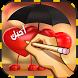 الكتابة على الصور بخطوط مختلفة by Arabi Apps Dev