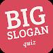 Big Slogan Quiz by KneeGo
