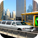 Limo Taxi City Car Drive by Game Japa