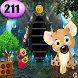 Cute Hyena Rescue Game Best Escape Game 211 by Best Escape Game