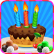 Delicious Birthday Cake Maker by Kids Foods Studio