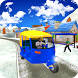 Drive Snow Tuk Tuk Rickshaw by HighLogix