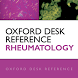 Oxford Desk Reference: Rheumatology by MedHand Mobile Libraries