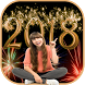 Happy New Year 2018 Photo Frames by Startup Solutions