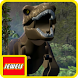 Jewels Of LEGO Jurassic In The Forest by Starvax-queen
