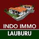INDOIMMO - Résidence LAUBURU by VISIMMO 3D