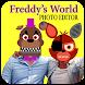 Freddy's World Photo Editor by Boomer App