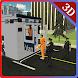 Prisoner Transporter Van Sim by Gam3Dude