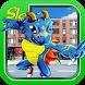 Dragon Turtle Super Jumper by SLS Games
