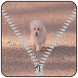 Cool Puppy Zipper LockScreen by Dhwani Infotech