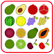 Match 3 Fruit Games For Kids by Panus Lothong
