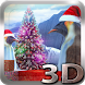 Christmas Edition: Penguins 3D by Ruslan Sokolovsky