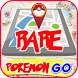 Rare Pokemon GO Location Guide by Eazy and Fresh