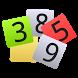 Falling Sudoku by Nabton Studio