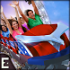 Roller Coaster Game 3D: Theme Park Rides Simulator by EziGames Studio