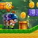Jungle Adventure - Super Jump by momogame