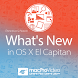 Course For El Capitan Features by NonLinear Educating Inc.