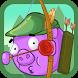 Robin Pig Defense by DGAME STUDIO