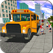 School Bus Simulator Game Modern City Coach Driver by Super Mobile Games