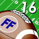 Fantasy Football Cheatsheet 16 by 290 DESIGN, LLC