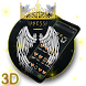 3D King Wing Tattoo Theme by Elegant Theme