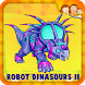 Robot Dinosaur Puzzle For Kids by Cartoon Games Production