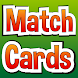Match Cards Memory by brieldesign