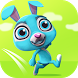 Jumpy the Bunny – Fly & Jump by Mad Quail
