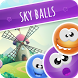 Sky Ball - ball drop by LuxStudio