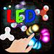 Fidget Spinner LED by andro ali