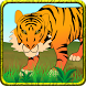 Jungle Tiger Run by Game Causal