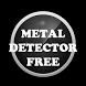 Metal detector free by Games Brundel