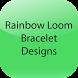 Rainbow Loom Bracelet Designs by S K Apps