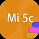 Theme for Xiaomi Mi 5c by Theme land